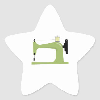 Máquina de costura adesito estrela