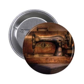 Máquina de costura - cantor boton