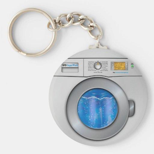 Máquina de lavar chaveiros