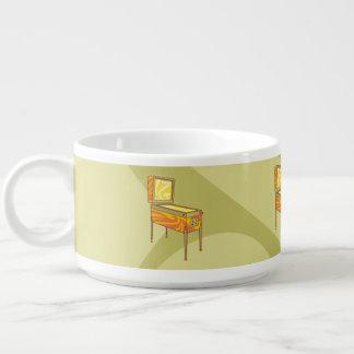 Máquina de Pinball Tigela Para Sopa