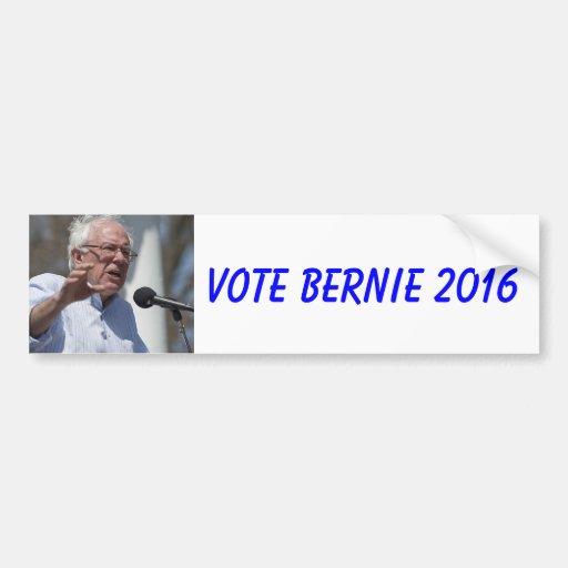 Máquinas de lixar 2016 de Bernie Adesivo