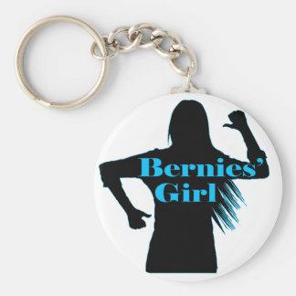 Máquinas de lixar de Bernie da menina de Bernies Chaveiro