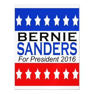 Máquinas de lixar de Bernie para o presidente 2016
