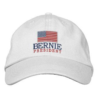 Máquinas de lixar de Bernie para o presidente com Boné Bordado