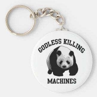 Máquinas Godless da matança Chaveiro