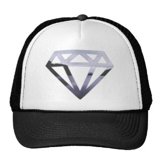Mar de diamante boné