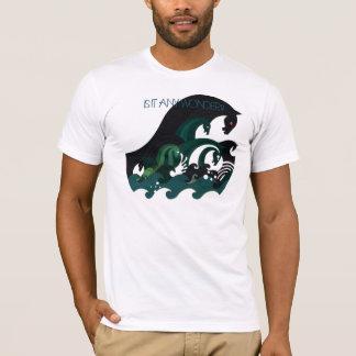 Mar do ferro camiseta