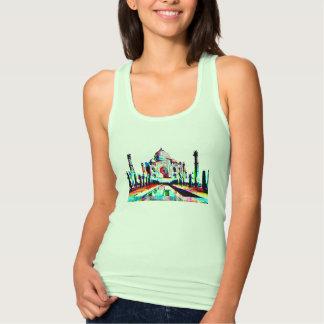 Maravilha de Taj Mahal da camisa do divertimento