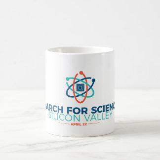 Março para a caneca da ciência