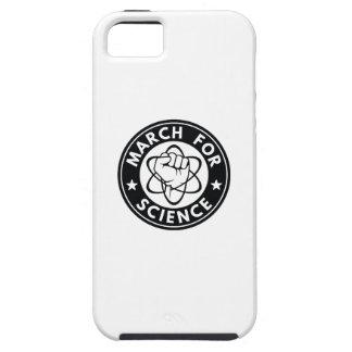 Março para a ciência capa para iPhone 5
