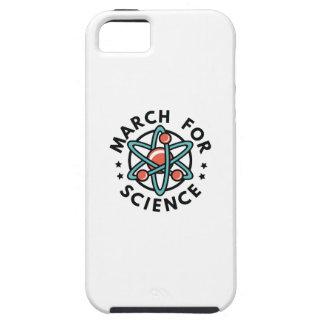 Março para a ciência capa tough para iPhone 5