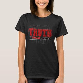 Março para a verdade - importa realmente camisetas