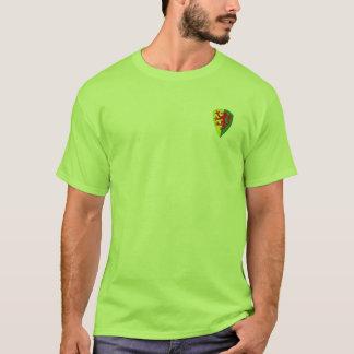 Marechal de William na camisa da ação