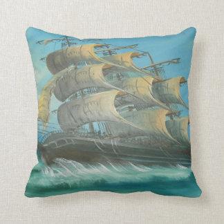 Mares da vela sete travesseiro