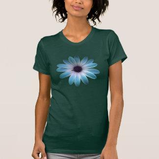 Margarida Azure na obscuridade até o impressão de T-shirt