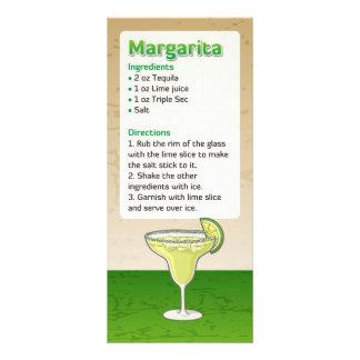 Margarita 10.16 X 22.86cm Panfleto