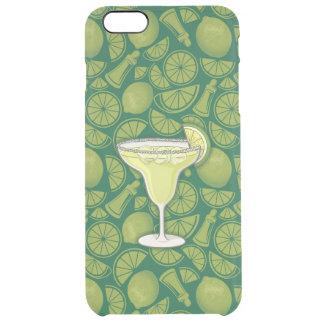 Margarita Capa Para iPhone 6 Plus Transparente