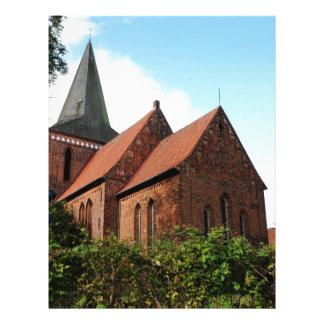 Maria-Magdalena-Igreja Papéis De Carta Personalizados