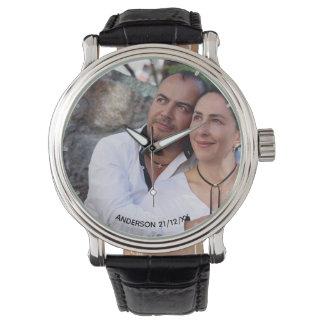 Marido do relógio da FOTO dos homens 25o 50th