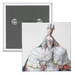 Marie Antoinette (1752-93) 'de DES Estam de Receui Boton