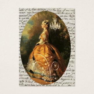Marie Antoinette ACEO Cartão De Visitas