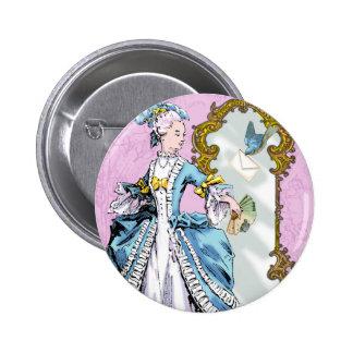 Marie Antoinette e Bluebird Pins