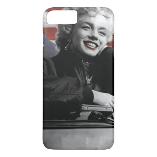Marilyn patriótica capa iPhone 8 plus/7 plus