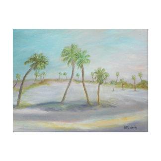 MARINELAND, canvas de FLORIDA II Impressão Em Tela