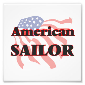 Marinheiro americano impressão de foto
