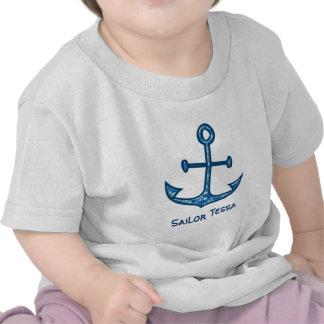marinheiro oh meu marinheiro camiseta