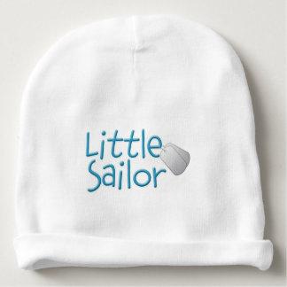 Marinheiro pequeno gorro para bebê