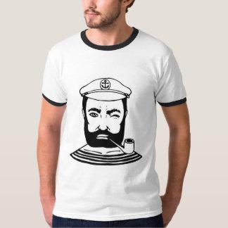 Marinheiros a bordo camiseta