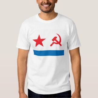 Marinho Jack de URSS T-shirts