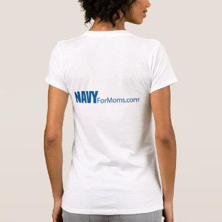 Marinho para a camiseta das mães