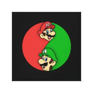 Mario Luigi Yin Yang