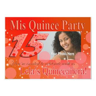 Marmelo do Mis mim convite de festas da foto