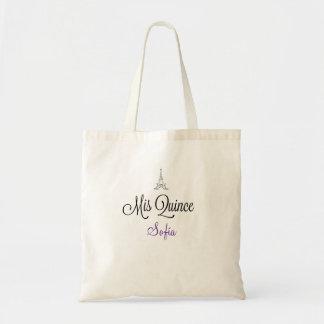 Marmelo do Mis - o bolsa de Paris - personalize