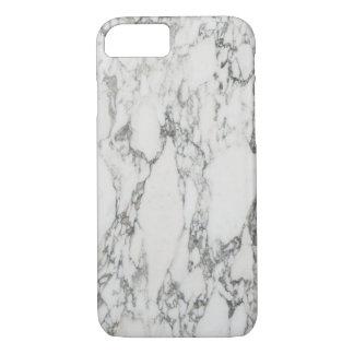 Mármore branco capa iPhone 7