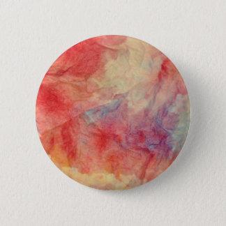 Mármore cor-de-rosa bóton redondo 5.08cm