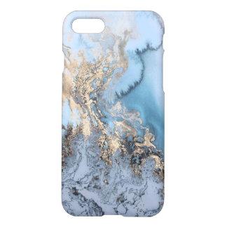 Mármore do ouro capa iPhone 7