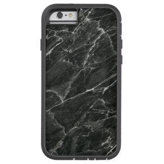 Mármore preto capa tough xtreme para iPhone 6