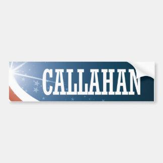 Marque Callahan 2016 Adesivo Para Carro