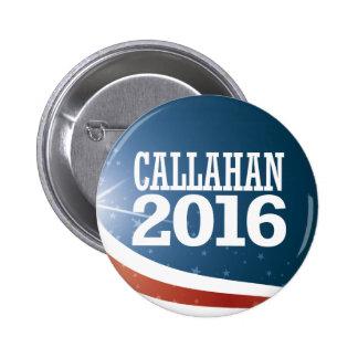 Marque Callahan 2016 Bóton Redondo 5.08cm