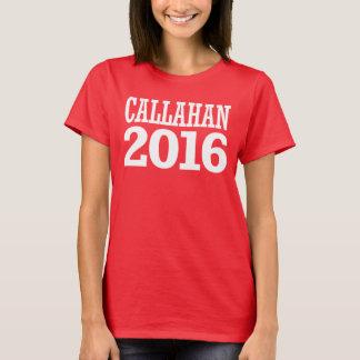 Marque Callahan 2016 Camiseta