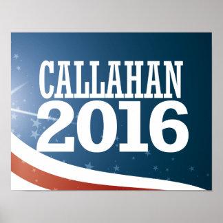 Marque Callahan 2016 Pôster