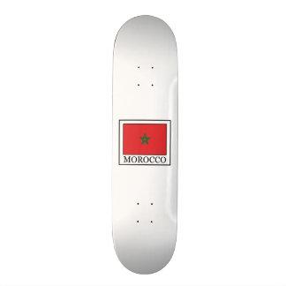 Marrocos Shape De Skate 19,7cm