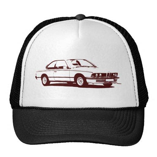 Marrom clássico de BMW Boné
