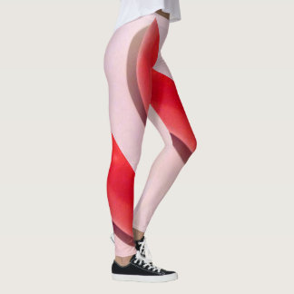 Marrom rosa vermelha 4Soon Yi Legging