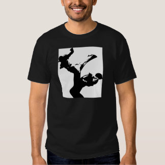 martelo da armada do capoeirista t-shirts