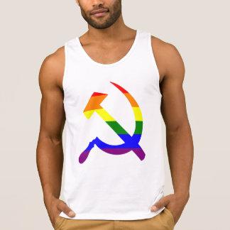 Martelo e foice do arco-íris